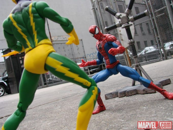 Grown Up Toys : Spiderman grown up toys we want this holiday season