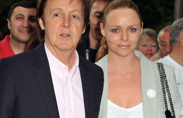 Paul McCartney Beatle And Stella Daughter Of A