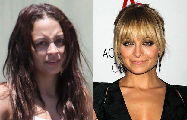 Nicole Richie 30 Shocking Photos Of Hot Celebrities
