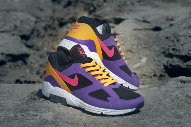 classic fit 14273 e4c42 Nike Air Lunar 180 x size