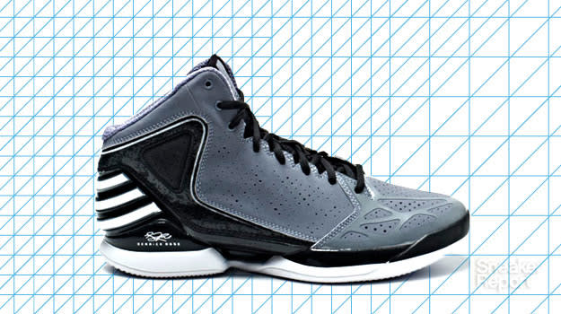 the latest 7dffb d926b Chicago Bulls standout Derrick Rose may not have been in action this year,  but his signature sneakers with adidas definitely were.