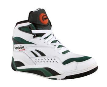 reebok air pump sneakers 80s