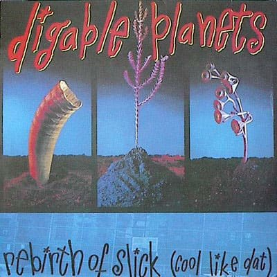 "Digable Planets ""Rebirth of Slick (Cool Like Dat)"" (1992 ..."