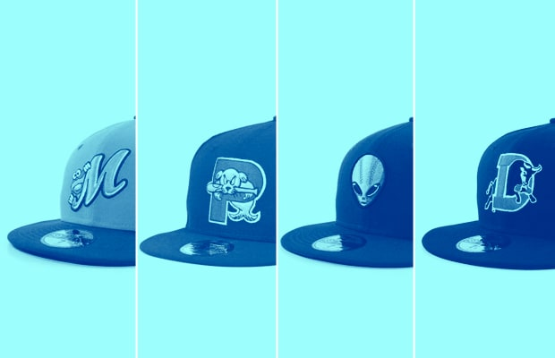 Gallery  The 10 Coolest Minor League Caps Available Right Now  83ac4e75f