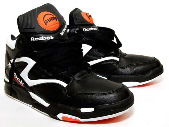 reebok double pump for sale