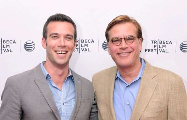 "Aaron Sorkin: ""That takes quite an ego"""