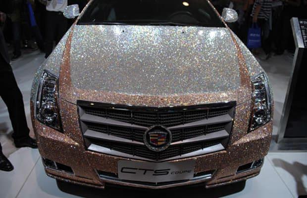 Diamond Encrusted Car: Shine Bright Like A Diamond: 10