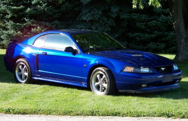 2002 Mustang Gt 0 60 >> 2002 Ford Mustang GT Deluxe Coupe - 10 Sporty First Cars