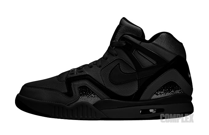 new products 5d0c5 48396 Arguably the most significant Nike tennis signature shoe of all time, the  Air Tech Challenge II was made famous by Andre Agassi in its most memorable  ...