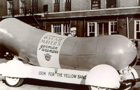 Mayer   Wienermobile The the of History Oscar Complex 1936 -