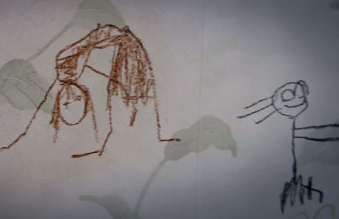 the shining 1980 the 15 most f cked up kid drawings in horror