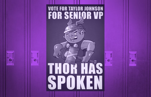 25 Hilarious Student Council Campaign Poster Ideas | Complex