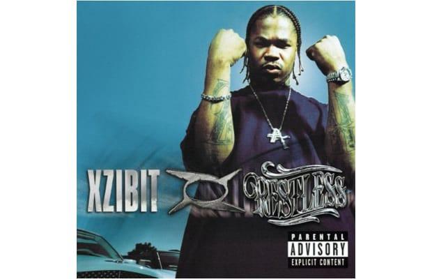 Xzibit, Restless (2000) - Hit-Boy's 25 Favorite Albums ...