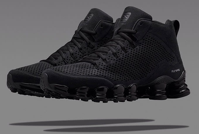6a3de0e76 Nike Shox TLX Mid Releasing at NikeLab