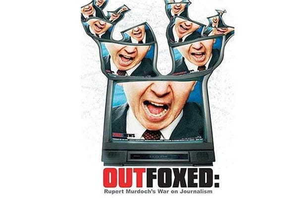 outfoxed essay Check out our outfoxed documentary essay to begin with, outfoxed is a documentary film that came into being as a result of the progressive and continuous work of the filmmakerright, that is, the wing views.
