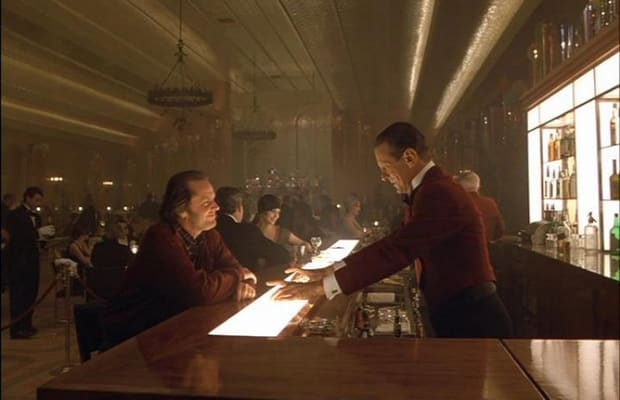 8. The Gold Room at the Overlook Hotel - The 50 Coolest Fictional ...