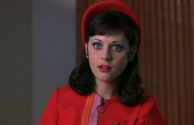 Zooey Deschanel As Anita In Almost Famous 2000
