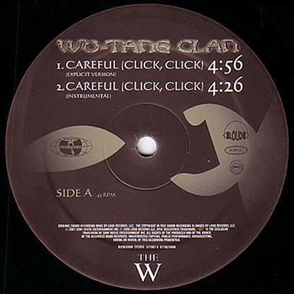 34 Wu Tang Clan Tearz 1993