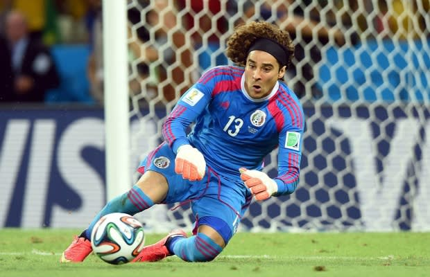 3d22f98ad One Mexico Fan Celebrated Guillermo Ochoa s Brilliance With This ...