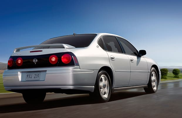 2005 The Complete History Of The Chevrolet Impala Complex