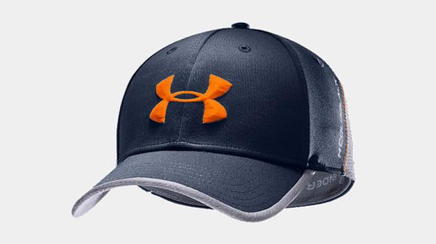 UA Coldblack Cap 1