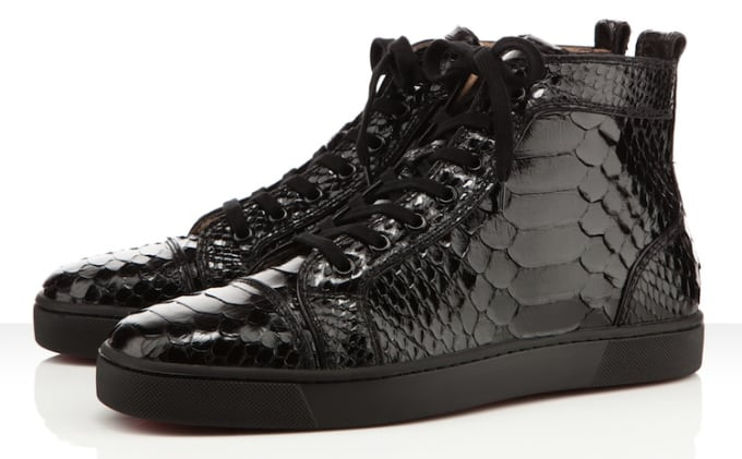 c01fc6c2daf6 Every new release from Christian Louboutin s men s line seems to get crazier  and crazier. The latest creation