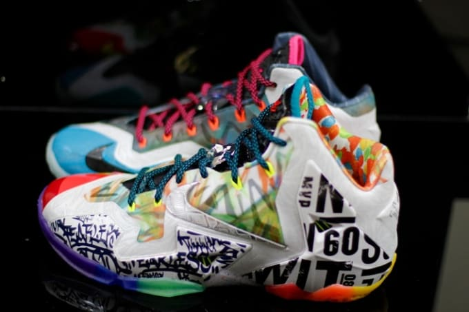 42cf92fcda8b Every LeBron sneaker in the Nike LeBron XI