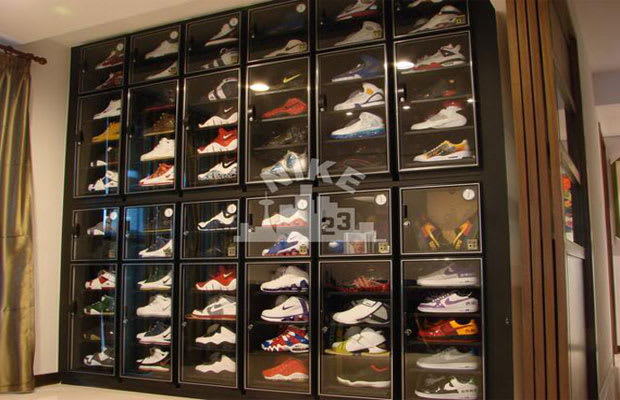 Not Everyone Can Afford Custom Built Closets Specifically For Sneakers (we  Wish!). Plastic Bins Are Cool But Just Ask Anyone Who Has Made The  Changeover How ...