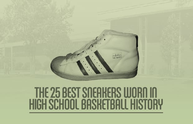 The 25 Best Sneakers Worn in High School Basketball History  e9e266fd1