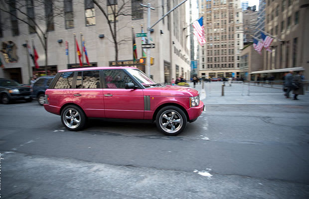 Cam Ron S 2003 Pink Range Rover Gallery The 25 Most