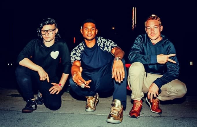 diplo says jack Ü s take Ü there was originally meant for usher