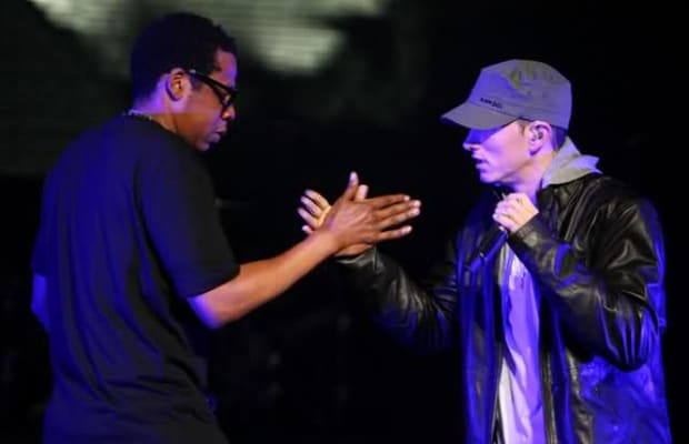 2 jay z f eminem renegade 2001 25 songs where rappers got whenever one rapper reaches out to ask another to guest on their song they risk getting stuck in a catch 22 theres usually genuine respect thereunless malvernweather Images