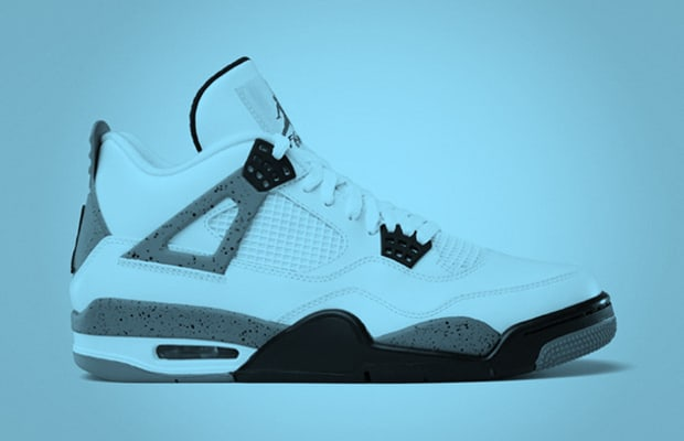 Tinker Hatfield s design of the Air Jordan III was a game-changer  his Air  Jordan IV was more of an update. The shape stayed more or less the same 42b2631d5