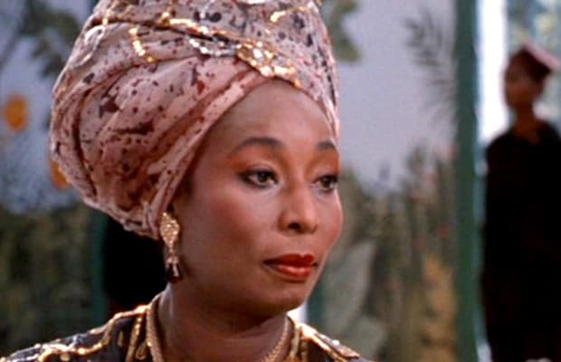 Coming to america cast