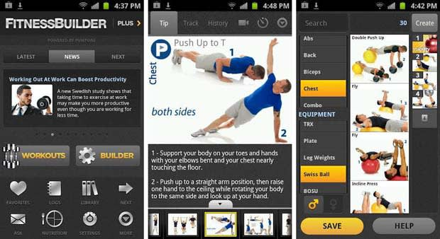 best workout apps free