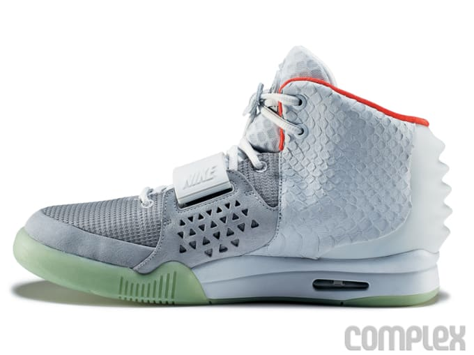 6f0c1f3fa732 Gallery  Exclusive Sketches And Photos of the Nike Air Yeezy II ...