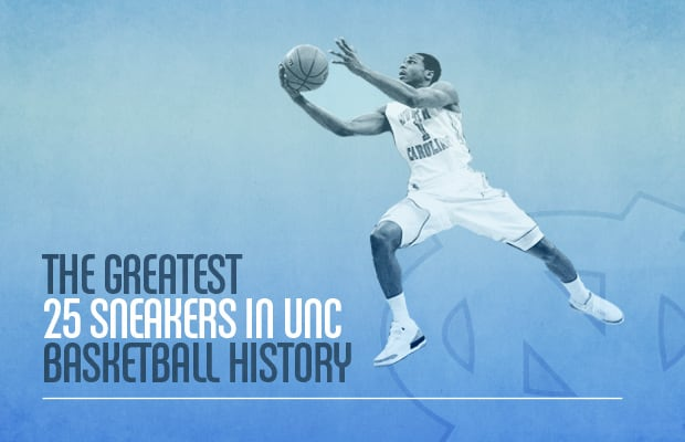c4bf8f67136 Very few college programs in any sport have as much history as the  University of North Carolina s Men s Basketball team. We re talking about  25 Elite Eights ...