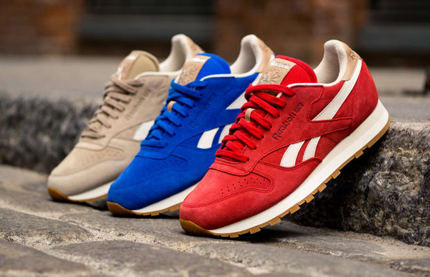 0b49202dac5a The Reebok Classic Leather