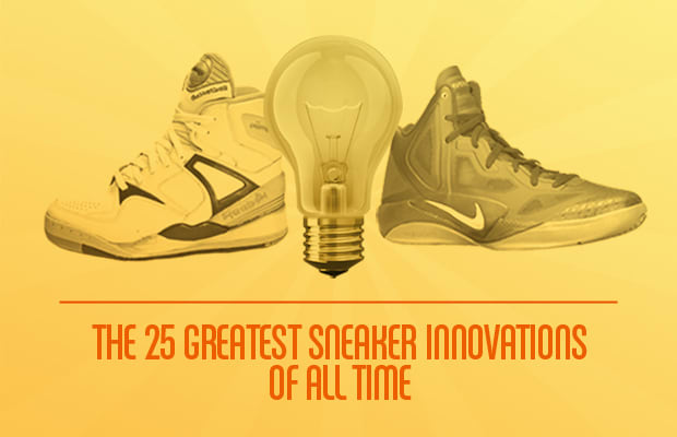 b2a51d457547 The 25 Greatest Sneaker Innovations Of All Time