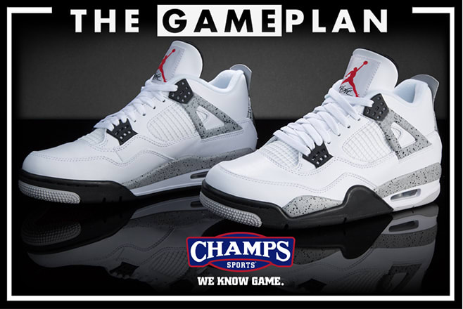 The Game Plan by Champs Sports Presents the Jordan OG Cement Pack 2edd684e6