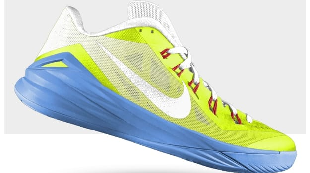 outlet store e2e96 54ab7 The Nike Hyperdunk 2014 Low Debuts on NikeiD   Complex