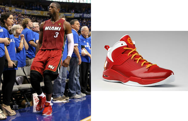 The 25 Greatest Sneakers In Miami Heat History  08bf7558f