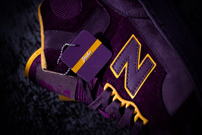 4a9f11ad073 Packer Shoes x New Balance 740