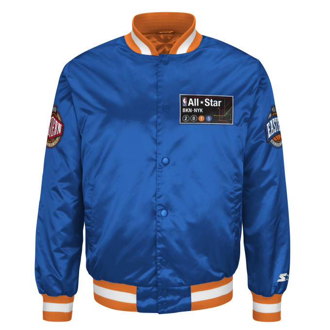 d421516e0 Exclusive  VILLA and Starter s NBA All-Star Themed Jackets Go Hard in the  Paint