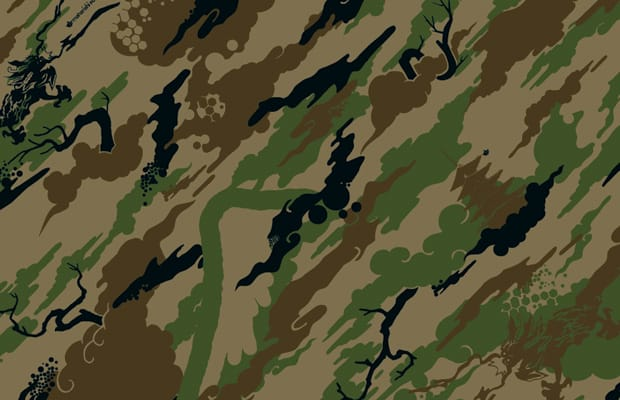 40 Frog Skin USA The Complex Guide To Camo Complex Amazing Camo Pattern