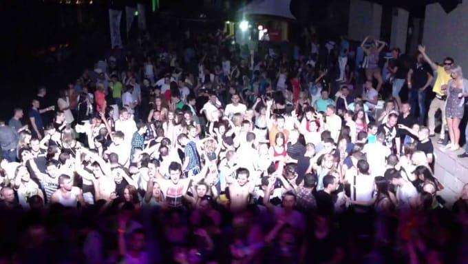 rave-light