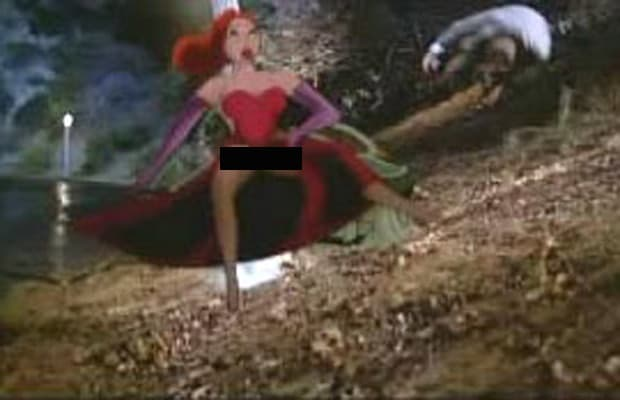 Jessica Rabbit Porn Pics Western Hentai Luscious