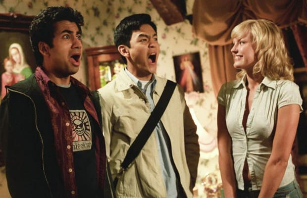harold and kumar meet freak show cast