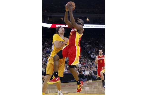 Nike Zoom Hyperfuse 2012 Low PE - Harden (Red/Yellow ...