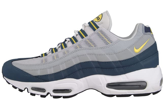 bf8c562945a2 Nike s Air Max 95 has arrived in a new colorway this month